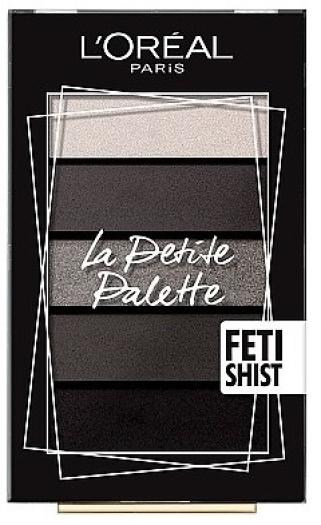 L'Oreal La Petite Palette Eyeshadow 4g