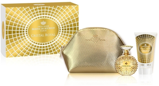 Marina de Bourbon Cristal Royal Gift Set 100ml+150ml