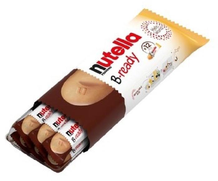 Nutella B-Ready 12 sticks 264g
