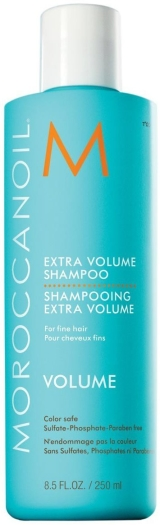 Moroccanoil Hair Extra Volume Shampoo 250ml