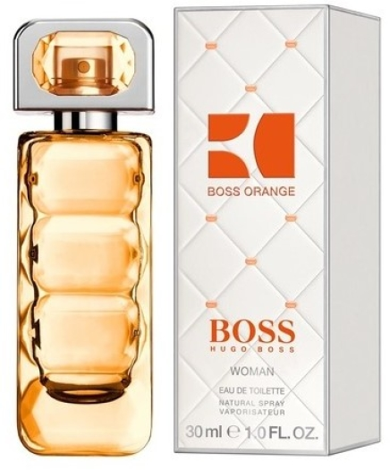 Hugo Boss Orange Charity For Women 30ml