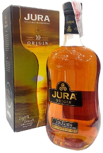 Isle Of Jura Origin 10 Years Old 40% 1L