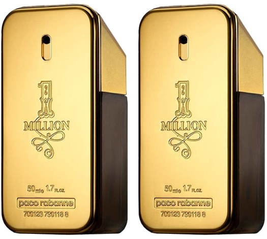 Paco Rabanne 1 Million Duo EdT 2x50ml