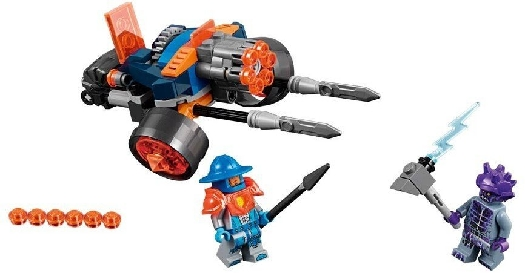 LEGO Nexo Knights 70347 King's guards artillery