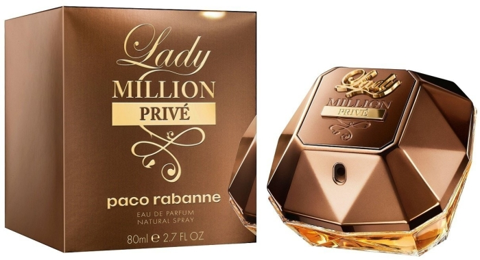 Paco Rabanne Lady Million Privé 80ml