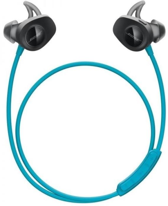 Bose SoundSport Wireless in-Ear Headphones Blue 22.7g
