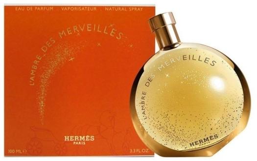 Hermes L'Ambre des Merveilles EdP 100ml