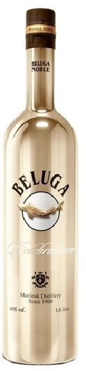 Beluga Vodka Celebration 40% 1L
