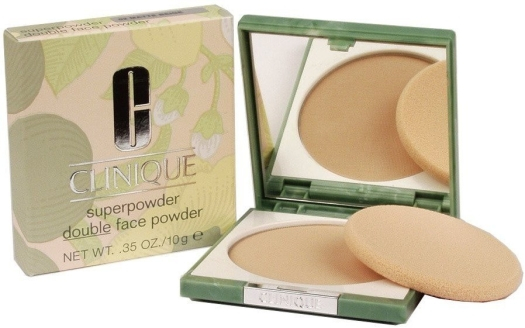 Clinique Superpowder Double Face Powder N02 Matte Beige 10g