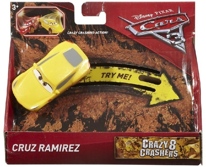 Cars Crazy 8 Crashers