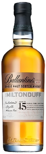 Ballantine's The Miltonduff 15 Year Old 40% 700ml