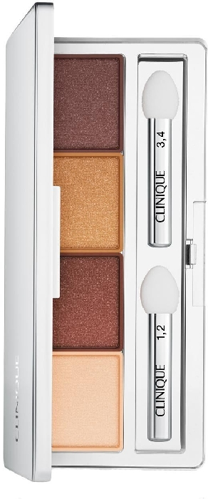 Clinique All About Shadow Quad Eye Shadows Morning Java 4.8gr