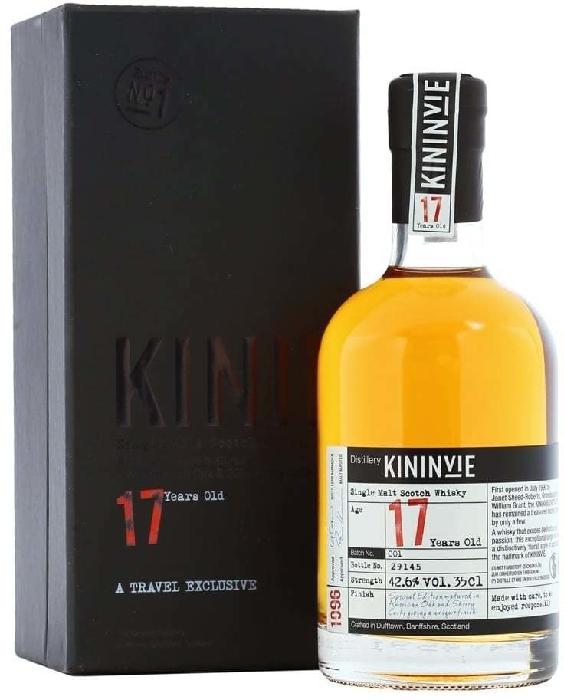 Kininvie Batch No. 001 17 Year Old 42.6% 350ml