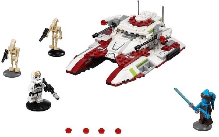LEGO Star Wars 75182 Fighter Tank