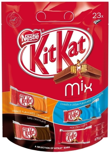 KitKat 2 Finger Mix Sharing Bag 476g