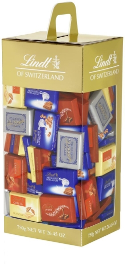 Lindt Assorted Napolitains 750 g