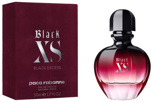 Paco Rabanne Black XS for Her EdP 50ml