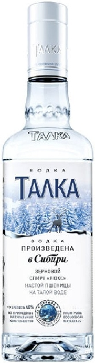 Talka Vodka 40% 1L