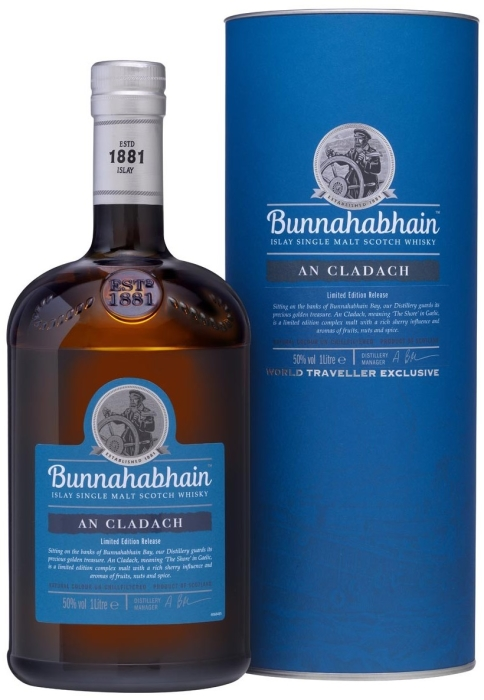 Bunnahabhain An Cladach 50% Whiskey 1L