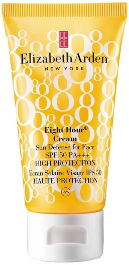 Elizabeth Arden Eight Hour Cream Sun Defense for Face SPF 50 Sunscreen 50ml