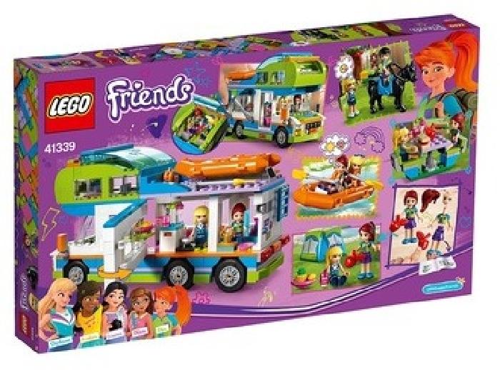 LEGO Friends, mia's camper van