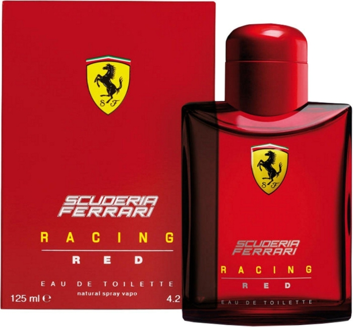 Ferrari Scuderia Racing Red EdT 125ml