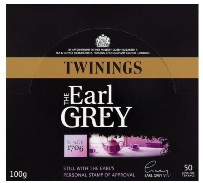 Twinings Earl Grey Tin