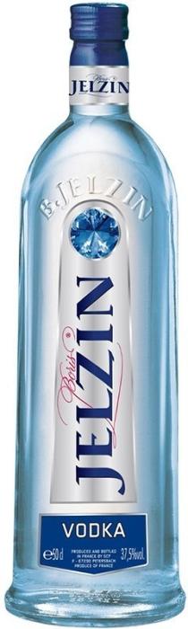 Boris Jelzin Jelzin Wodka 37.5% 0.5L