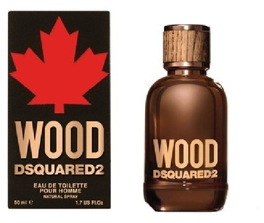 Dsquared2 Wood Pour Homme 50ml