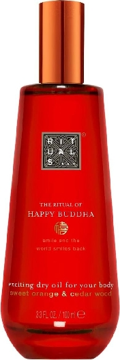 Rituals The Ritual of Happy Buddha Body Oil 100ml