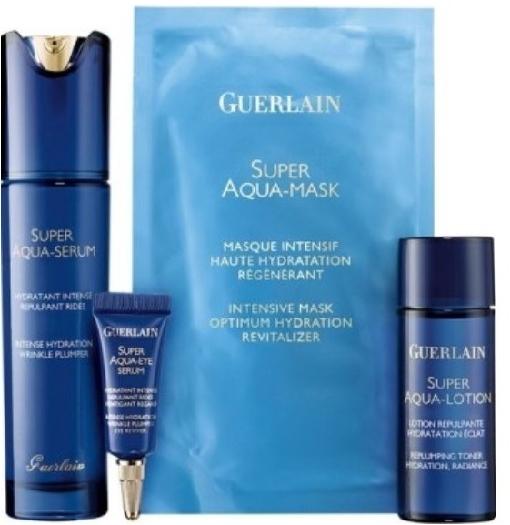 Guerlain Super Aqua set