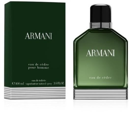Giorgio Armani Eau de Cèdre Pour Homme EdT 100ml