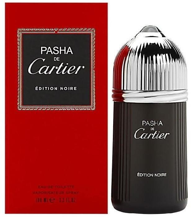 Cartier Pasha de Cartier Edition Noire EdT 100ml