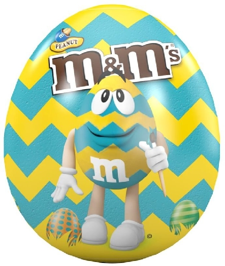 M&M's Easter Egg 250g