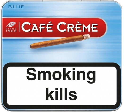 Cafe Creme Blue Pack