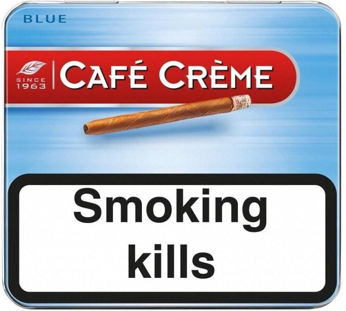 Cafe Creme Blue Pack