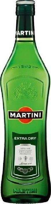 Vermouth Martini Extra Dry 1L