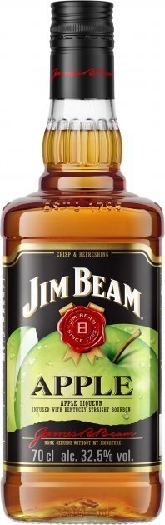 Jim Beam Apple 32.5% 1L