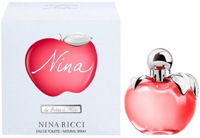 Nina Ricci Nina Eau de Toilette 65155038 50 ml