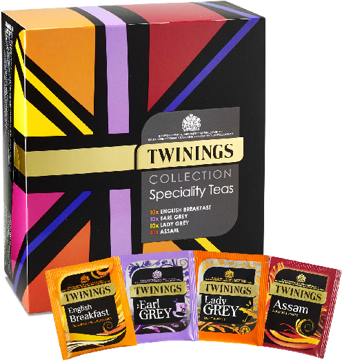 Twinings Collection Speciality Teas F15215 85g