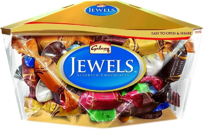 Galaxy Jewels Pouch 450g