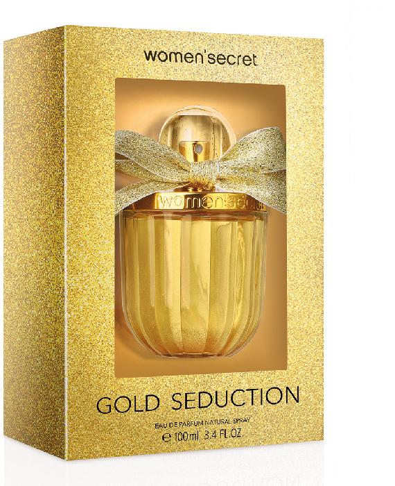 Women' Secret Gold Seduction 100ml