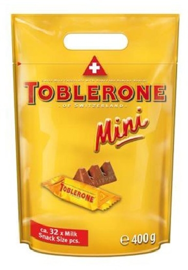 Toblerone Milk chocolate Tiny 400G