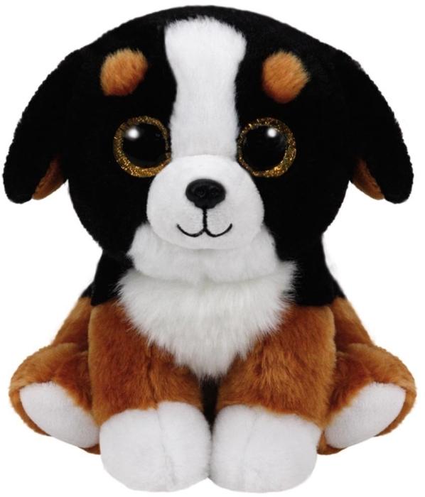 TY Ty Classics Roscoe Dog Blackwhite 33cm