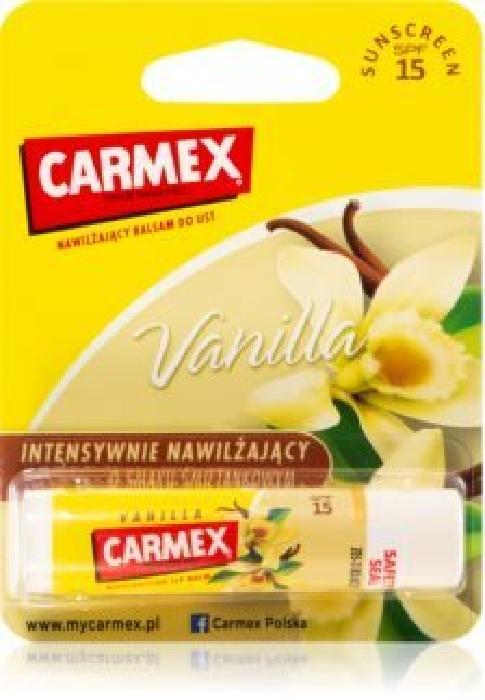 Carmex Lip Balm Stick Vanilla 4,25g