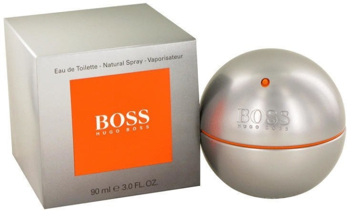 Boss In Motion EdT 90ml