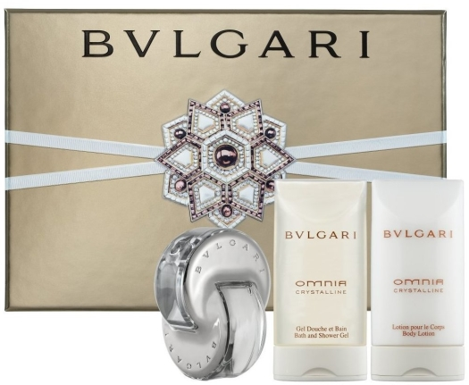 Bvlgari Omnia Crystalline Set 65ml + 75ml + 75ml