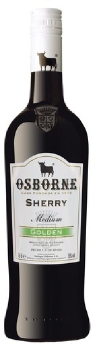 Osborne Rich Golden Sherry 1L
