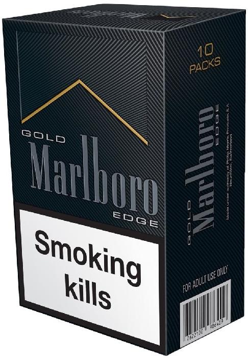 Marlboro Gold Edge Super Slims Carton