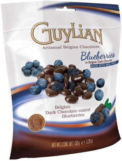 Guylian Dark Chocolate Blueberries Standard 150g